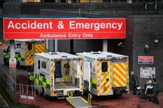 Military to be deployed to help Scottish ambulance crews amid surge in Covid-19 cases