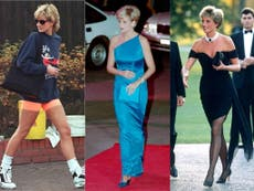 Princess Diana: Most iconic fashion moments on what would have been her 60th birthday