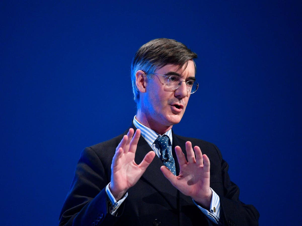 Jeremy Corbyn to thank for enabling Brexit, claims Rees-Mogg