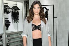 Victoria's Secret features first size-14 model in lingerie campaign