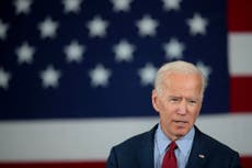 Biden's approval rating holds steady at 60 per cent as majority backs handling of pandemic