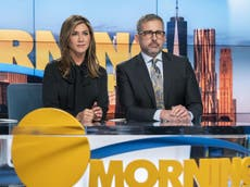 The Morning Show review: Fraught with anxiety about what it is and who it's for