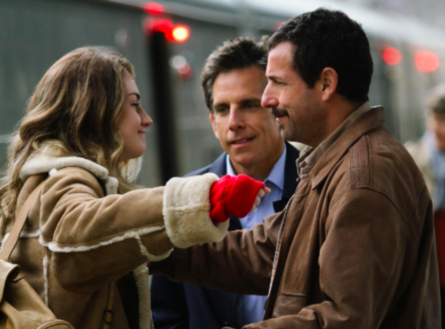 Adam Sandler, Ben Stiller, Dustin Hoffman, and Emma Thompson head the cast in Noah Baumbach's comedy drama The Meyerowitz Stories about worldly Manhattanites struggling with their lives of sophisticated privilege. Baumbach is on solid ground marshalling the inter-familial tension. But he also reminds us why he's a master at locating universal truths within the self-involved lives of neurotic Americans.