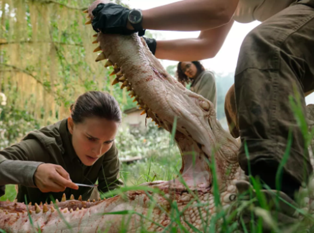 Lovecraftian weirdness by the bucketful from director Alex Garland. Natalie Portman heads a team of researchers venturing into a quarantined swampland where the laws of nature have been rebuilt from the cellular level up. Annihilation is mind-bending body horror, with echoes of Kubrick's 2001: A Space Odyssey.