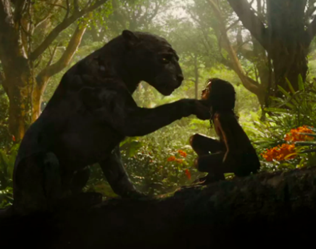 """King of motion capture Andy Serkis ropes in some famous pals – Christian Bale, Cate Blanchett. Benedict Cumberbatch etc – for a fang-baring tilt at Rudyard Kipling. Shunted back because of Disney's own """"live action"""" Jungle Book remake, Mowgli: Legend of the Jungle is far grittier – a children's movie with enough tooth and claw not to feel like a fairytale."""