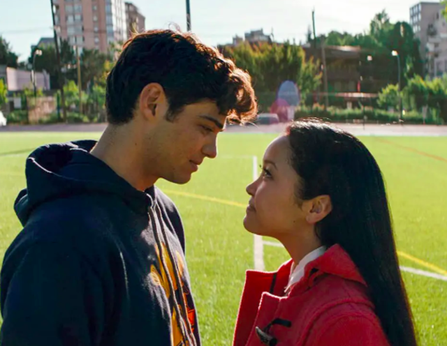 Netflix has become an unexpected champion of the humble romcom and To All The Boys I've Loved Before was the movie that established its reputation in the genre. Lana Condor plays a shy high-school student who writes pretend letters to her crushes. But when the missives are stolen and made public, she feels obliged to enter a fake relationship in order to preserve her dignity. All your favourite romcom tropes are ticked off – but with a knowingness that falls satisfyingly short of cynical.