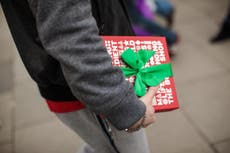 Rishi Sunak 'confident' enough Christmas gifts will be on shelves despite supply chain crisis