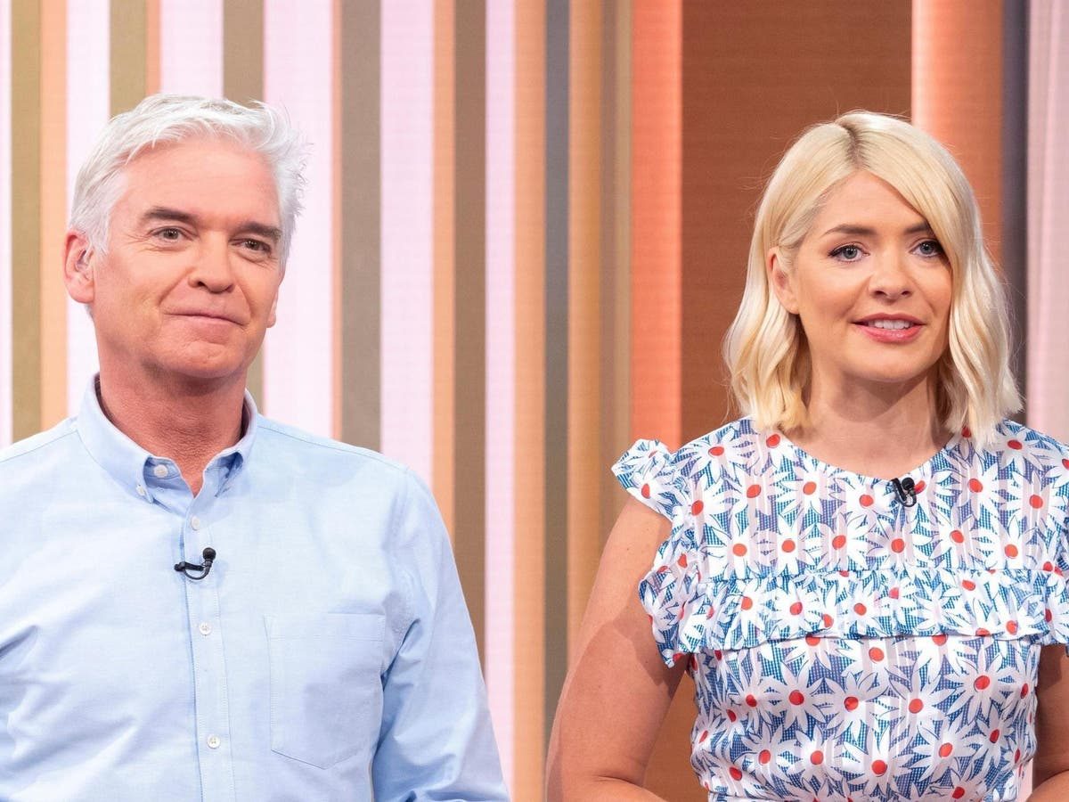 Phillip Schofield and Holly Willoughby are 'on the brinks of tears all the time' on This Morning