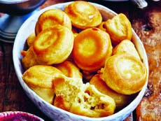 How to make a vegan Yorkshire pudding and other alternatives to Christmas staples