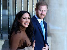 Harry and Meghan quitting? Can't say I blame them