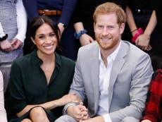 Meghan Markle and Prince Harry: A timeline of their royal journey