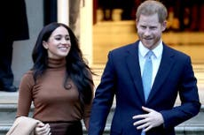 Fans react to news Prince Harry and Meghan Markle are stepping down