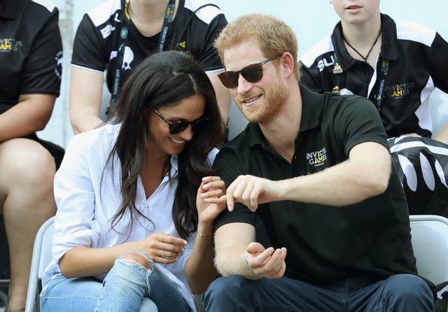 Prince Harry and Meghan Markle at the Invictus Games in Toronto, Canada. The Invictus Games is an international sport event for wounded, injured and sick (WIS) servicemen and women, both serving and veteran. It was created by the Duke of Sussex and aims to use the power of sport to inspire recovery, support rehabilitation and generate a wider understanding of all those who serve their country