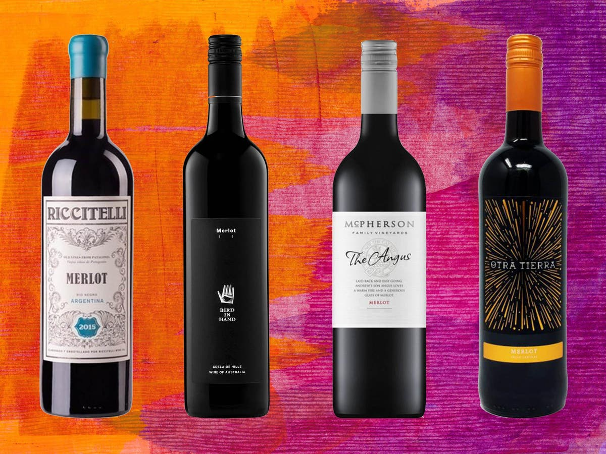 15 best merlots that are juicy, plummy and easy to drink