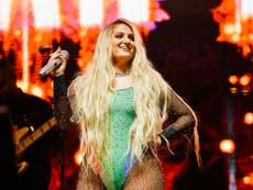 Meghan Trainor opens up about having a panic attack on live TV