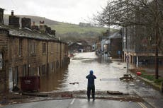 Kitchens on wheels and flagstone lounges: How Brits are preparing for a future with floods