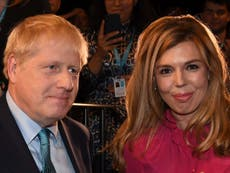 Boris Johnson and Carrie Symonds engaged and expecting a baby