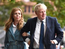 Boris Johnson baby name odds revealed by bookmakers