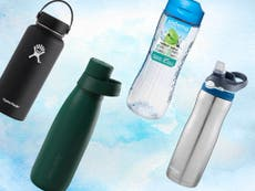 Best reusable water bottles that are better for the planet
