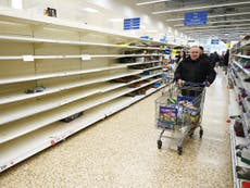 Pasta shortages in supermarkets attributed to climate change