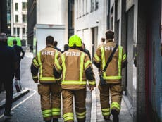 'Planet breaking down': Firefighters speak out on climate crisis after IPCC report