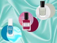 10 best vegan nail polishes for a cruelty-free manicure during lockdown