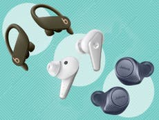 8 best headphones for running: Wireless earbuds that won't fall out