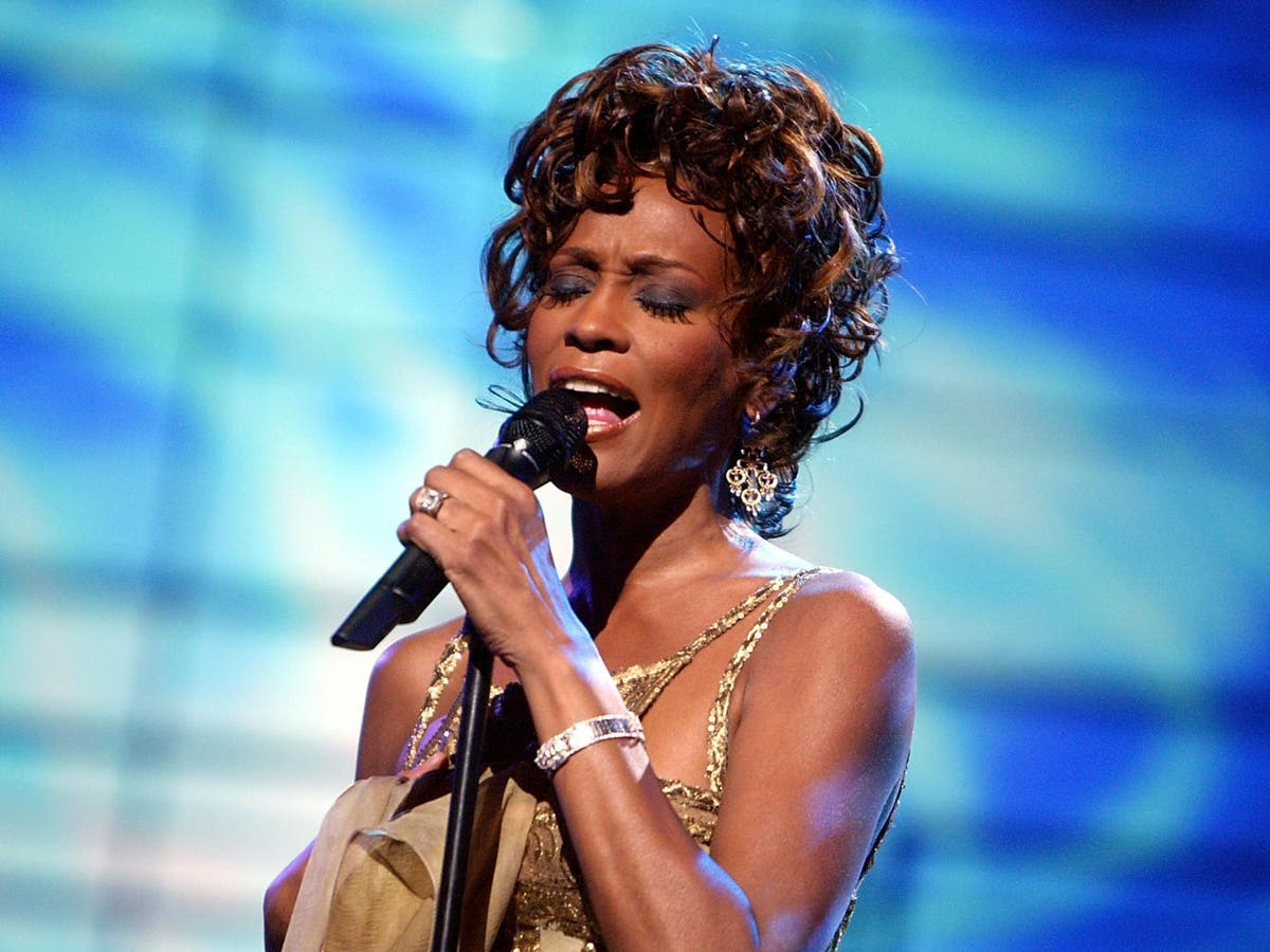 Whitney Houston biopic in the works 8 years after her death