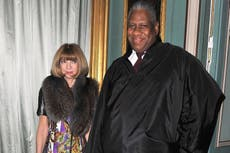 Ex-Vogue editor André Leon Talley says Anna Wintour is 'not capable of simple human kindness'