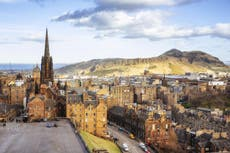 How to visit Edinburgh without leaving home