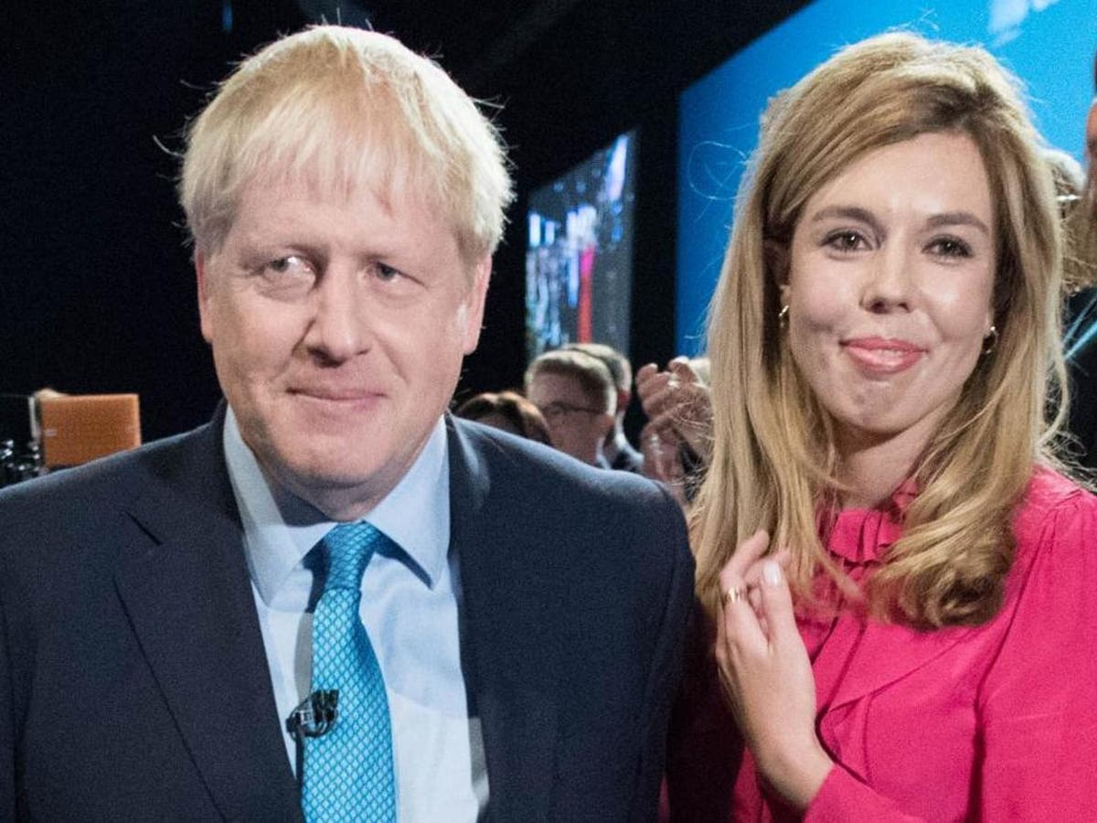 Why Boris Johnson and Carrie Symonds named their son Wilfred Lawrie Nicholas