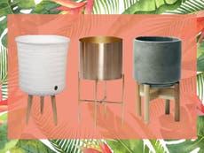 10 os melhores suportes para plantas de interior para exibir sua vegetação com estilo