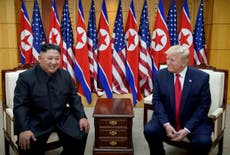 Kim Jong-un 'gets a huge laugh' out of Trump, former aide John Bolton claims in TV interview