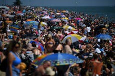 If you're going on a staycation to the British seaside, prepare to hate every minute of it