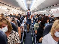 How to protect yourself from Covid when flying
