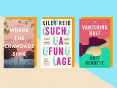 Summer holiday books: What to read now we can travel again