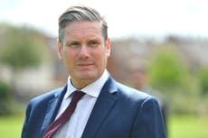 Keir Starmer's job in winning back the 'red wall' is tougher than it looks