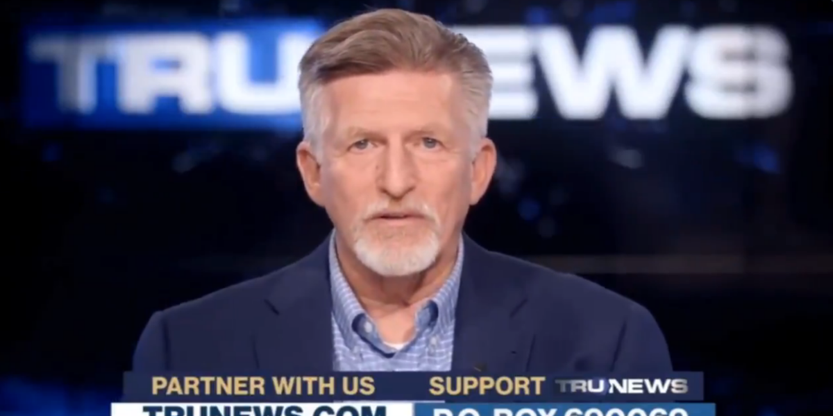 Right-wing radio host says Covid vaccines  coup d'etat by 'evil cabal'