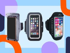 10 best running armbands: Carry your phone while you jog