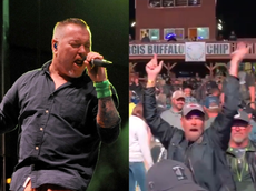 Smash Mouth spark uproar after performing to packed, mask-less crowd at Sturgis Biker Rally