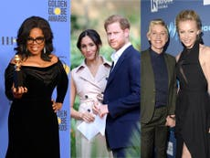 Meghan and Harry: Celebrities who also live in Santa Barbara, from Oprah to Ellen