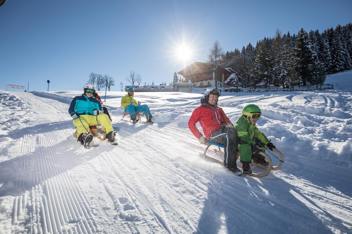 Ski Juwel Alpbachtal Wildschönau: a family-friendly holiday choice