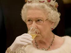 The Queen's favourite alcoholic drinks, according to former royal chef