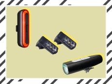 9 best bike lights that will keep you safe while cycling