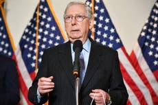 I hate to agree with Mitch McConnell but he's right this time about Democrats in Georgia
