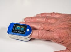 Oximeters may be less accurate on black or brown skin, says new NHS guidance