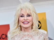 Dolly Parton to release first novel in 2022