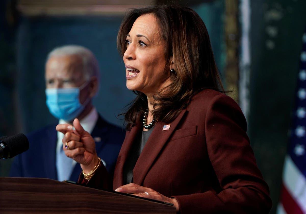 Kamala Harris slams attempts to politicise Colin Powell's vaccination status