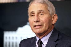 Fauci fires back at Republicans to 'get over it' and get vaccinated