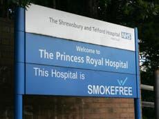Shrewsbury nurse struck-off after medicine error and cover-up attempt
